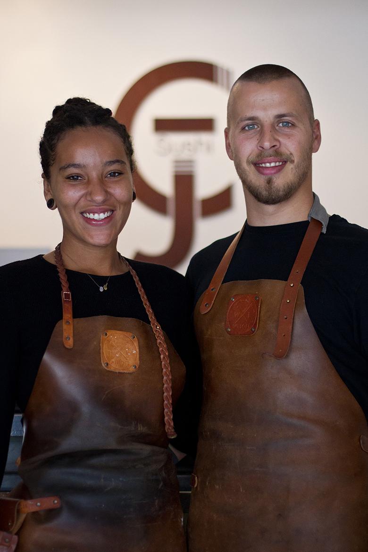 CJ Sushi Chefs